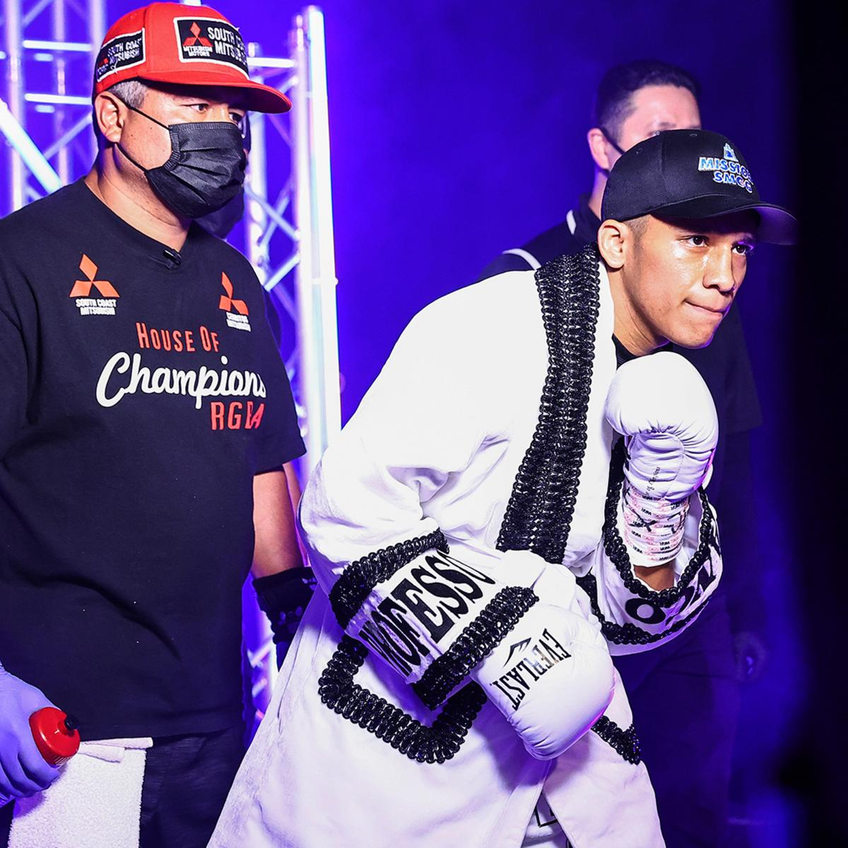 Top Rank Boxing Results: Joshua Franco Beats Andrew Moloney to Win ...