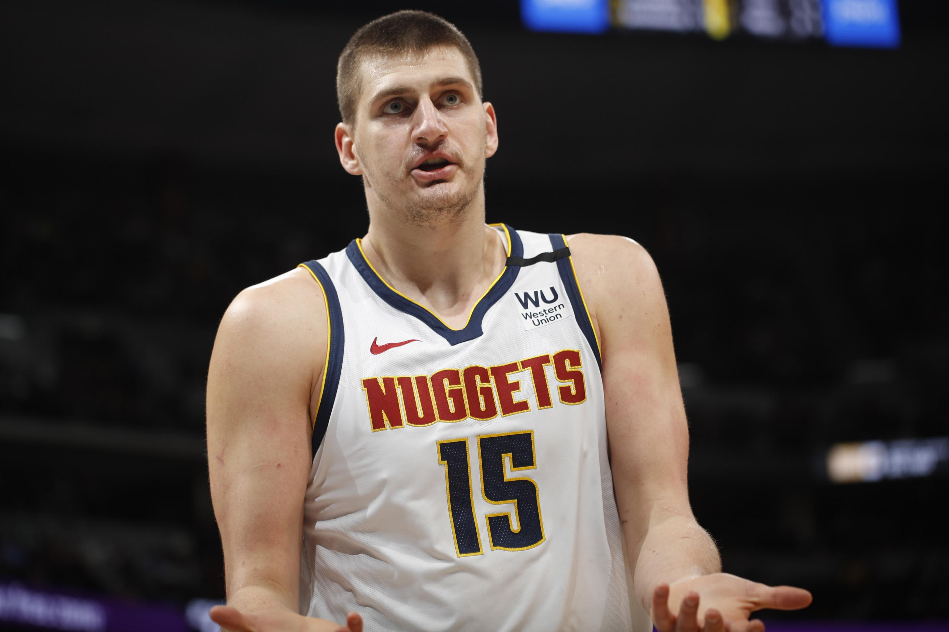 Nikola Jokic Fine Not Showing Symptoms After Covid 19 Test Says Father Bleacher Report Latest News Videos And Highlights