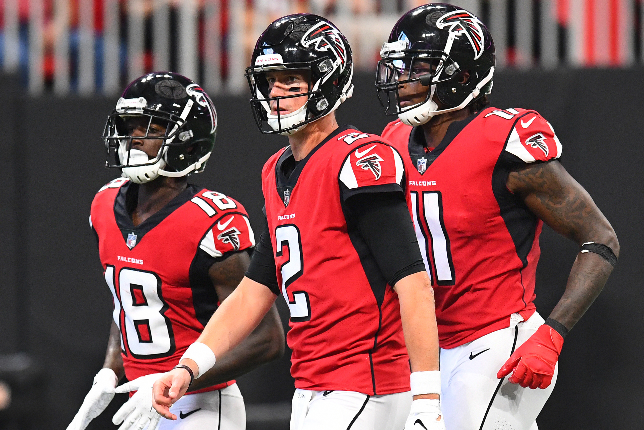 Matt Ryan Says Current Falcons Offense 'Right Up There' with 2012 Squad    Bleacher Report   Latest News, Videos and Highlights