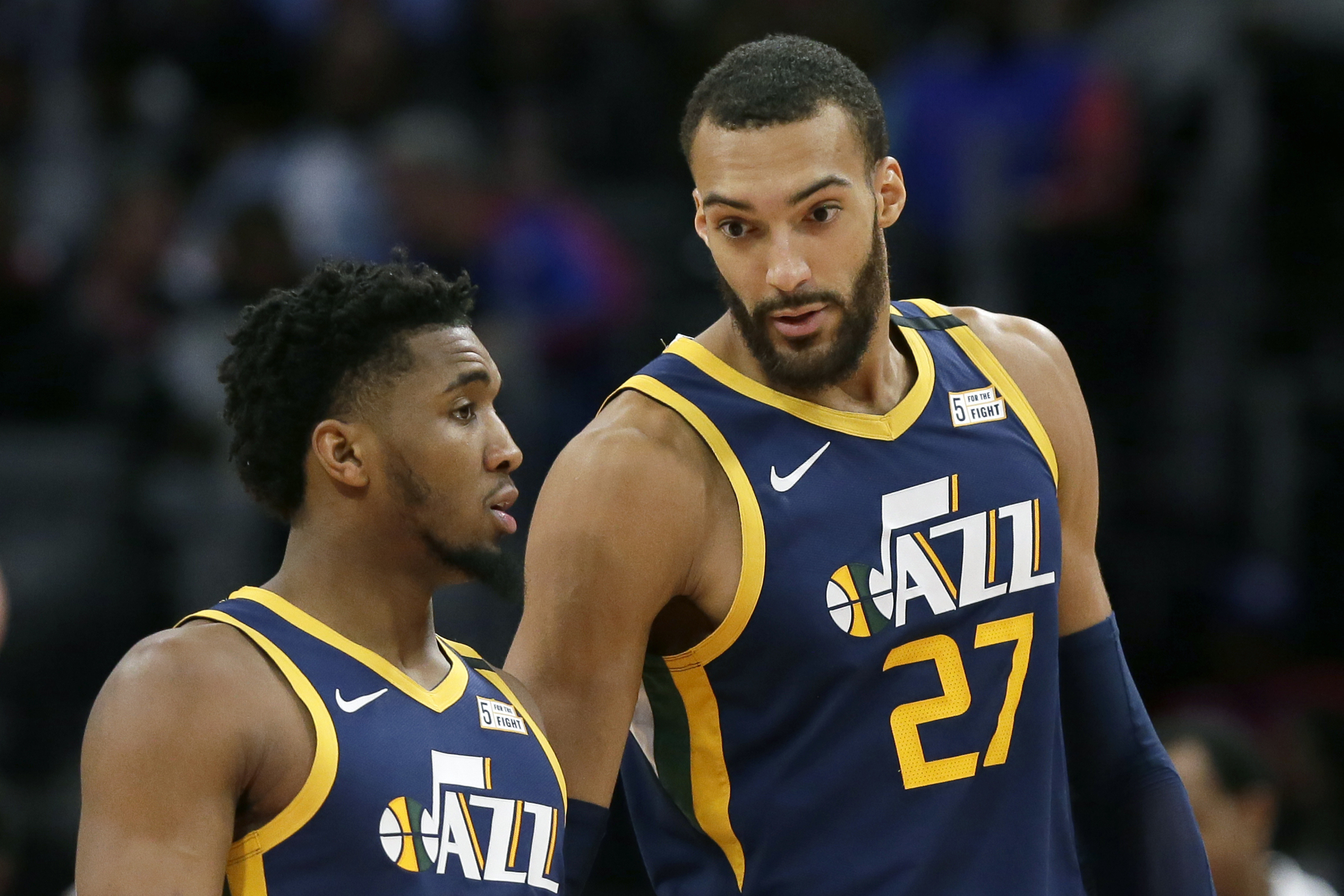 Rudy Gobert Sense Of Smell May Take A Year To Return To Normal After Covid 19 Bleacher Report Latest News Videos And Highlights