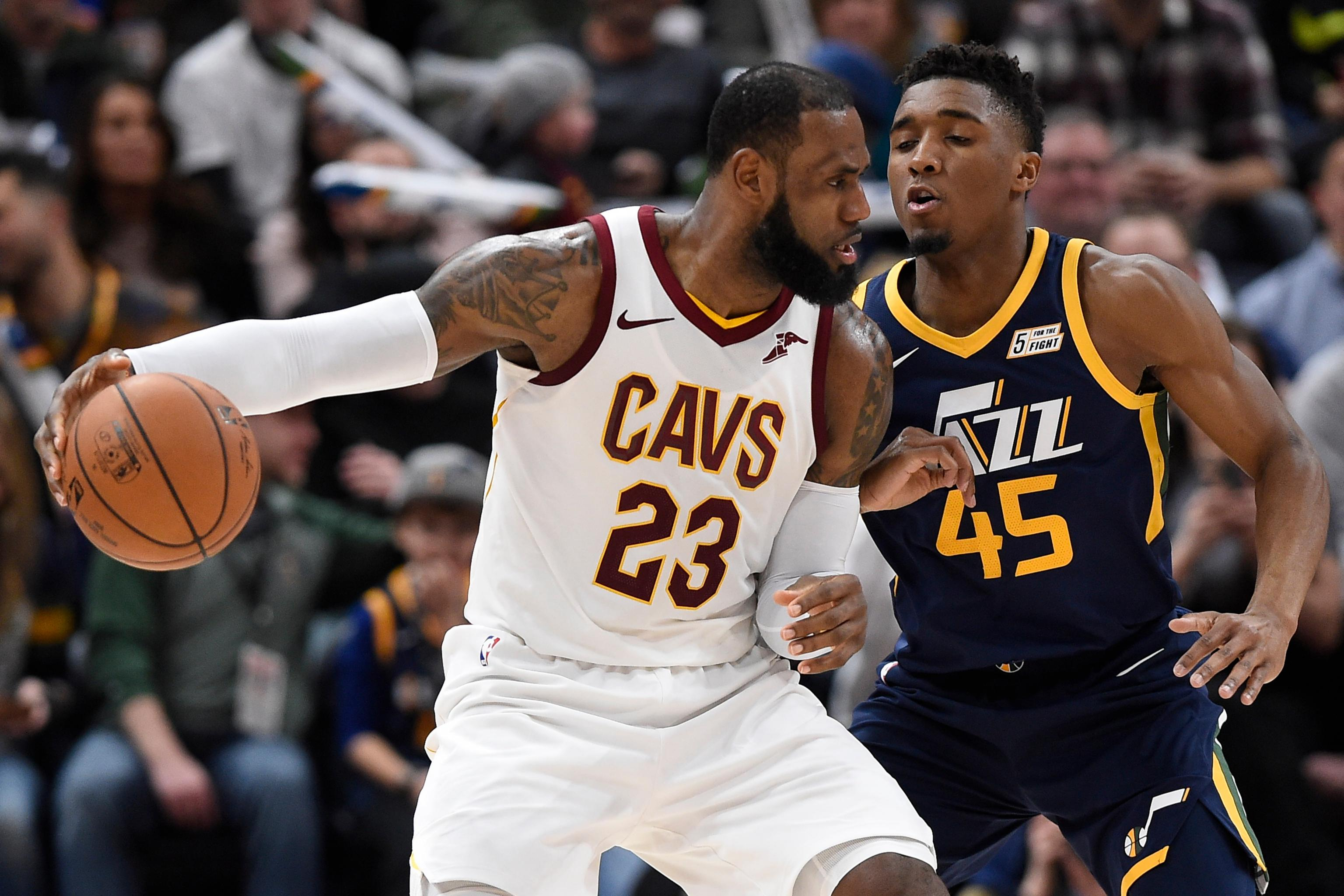 Video: Donovan Mitchell Recalls Watching LeBron Join Heat in 'The Decision'  | Bleacher Report | Latest News, Videos and Highlights