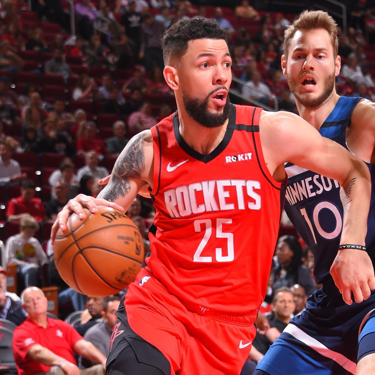 Rockets' Austin Rivers: 2020 NBA Finals Will Be 1 of ...