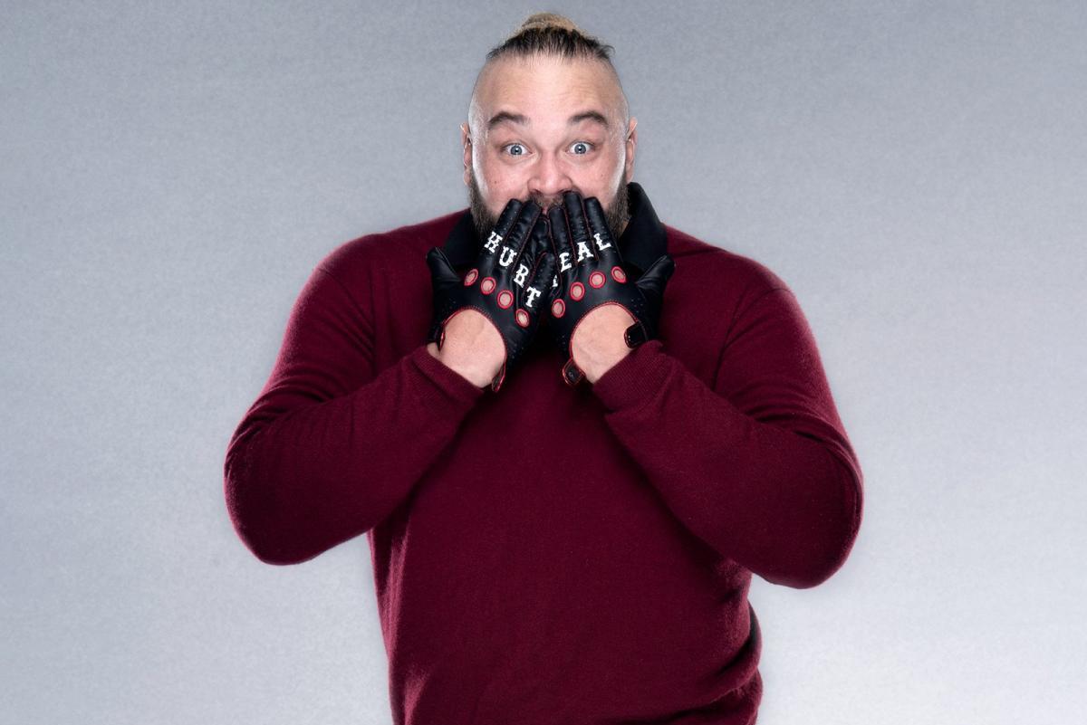 Jojo pregnant wwe Bray Wyatt