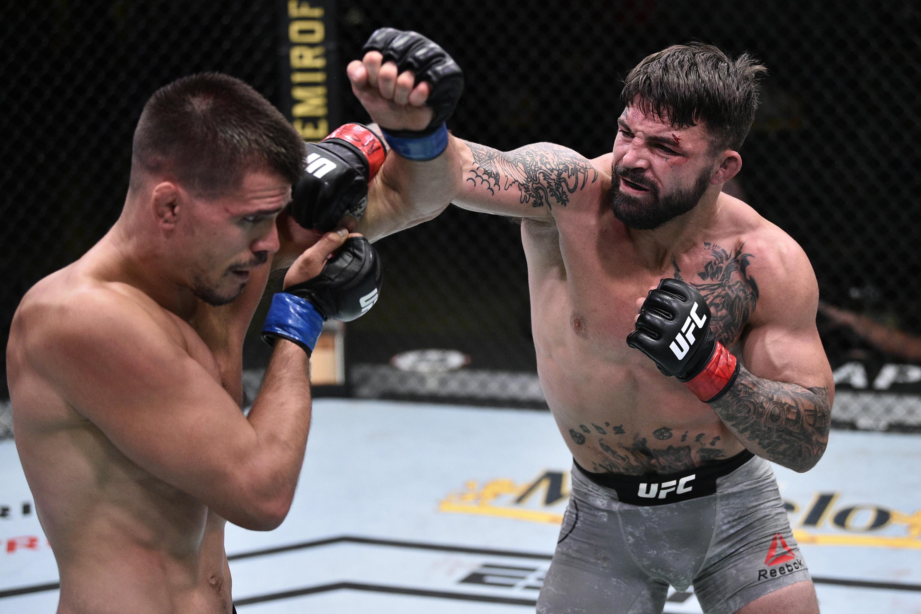 UFC News: Mike Perry Calls out Nate Diaz, Geoff Neal Eyes Tyron ...