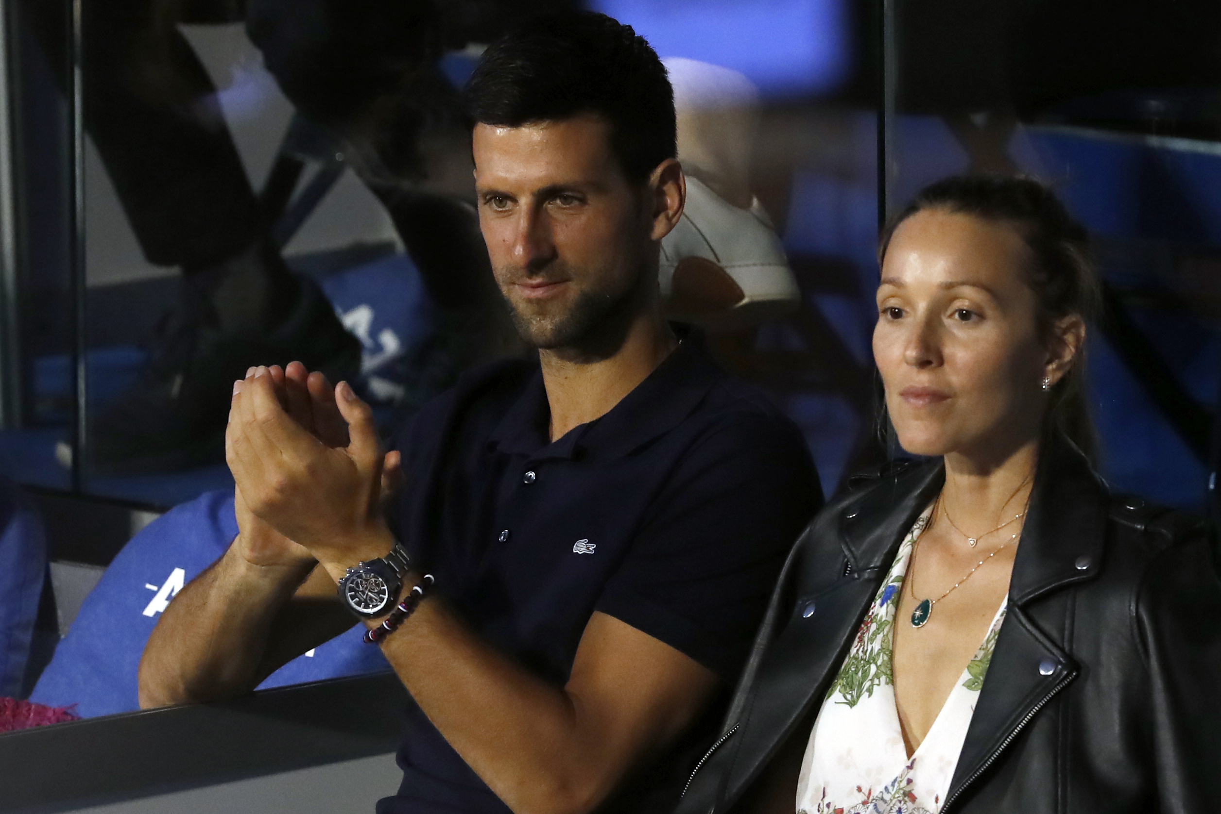Novak Djokovic Wife Jelena Test Negative For Covid 19 10 Days After Diagnosis Bleacher Report Latest News Videos And Highlights