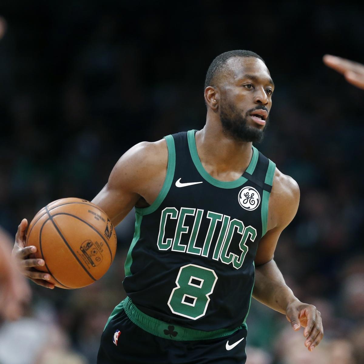 Celtics News: Kemba Walker Injury Latest, Brad Stevens on NBA Restart, More