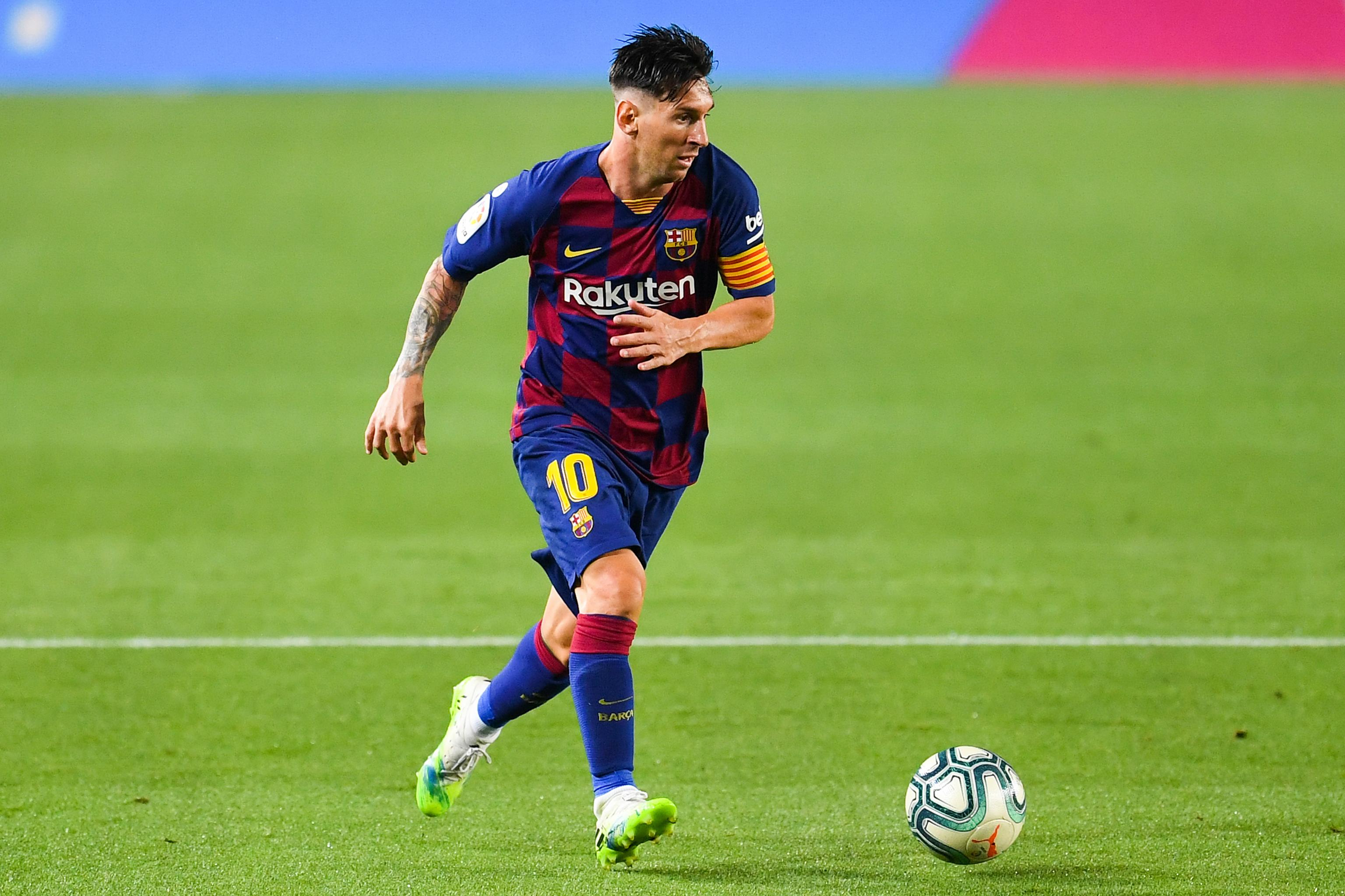 report lionel messi ends barcelona contract talks prepared to leave in 2021 bleacher report latest news videos and highlights lionel messi ends barcelona contract