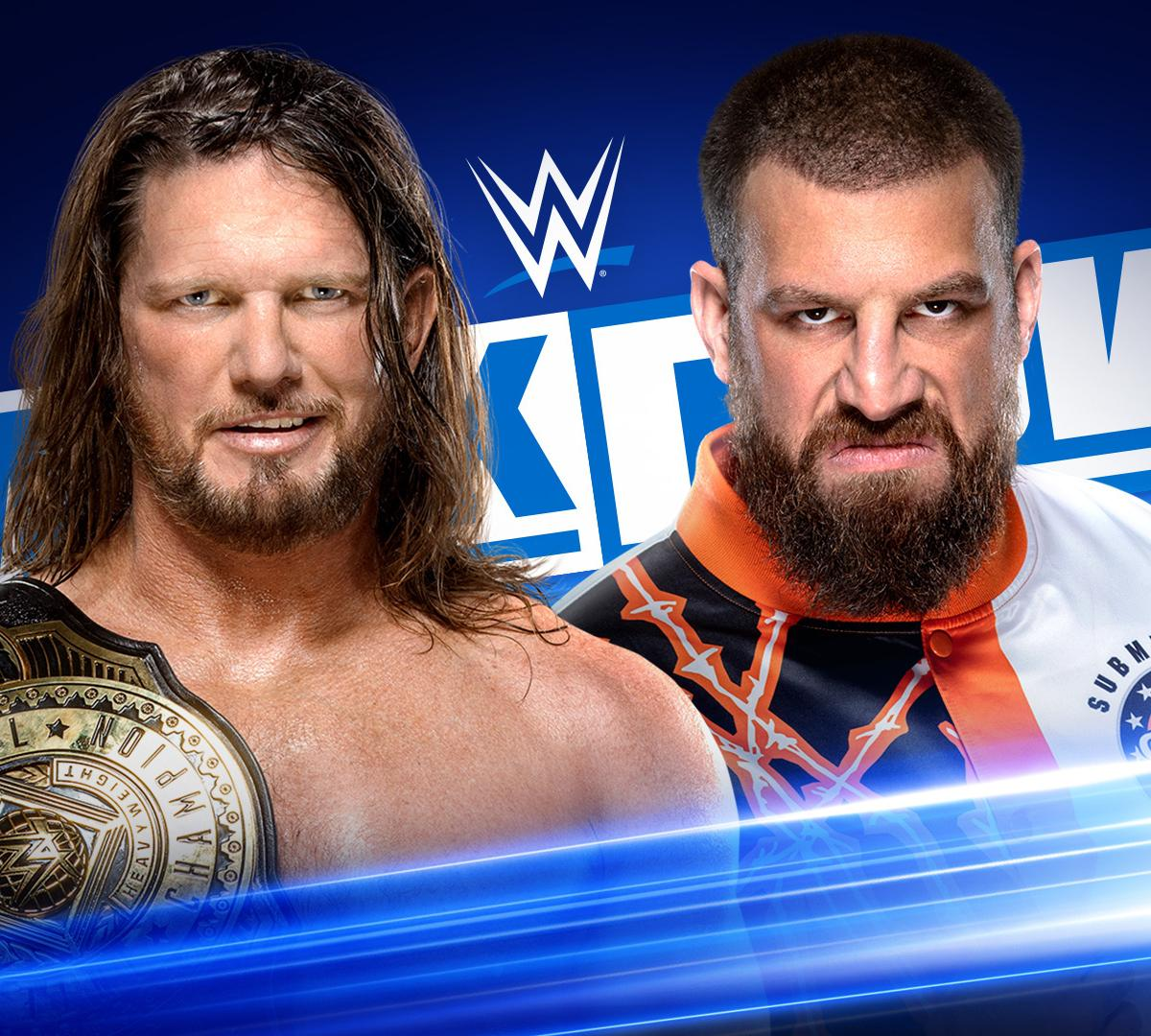 WWE SmackDown Results: Winners, Grades, Reaction and Highlights from July 3 - Bleacher Report