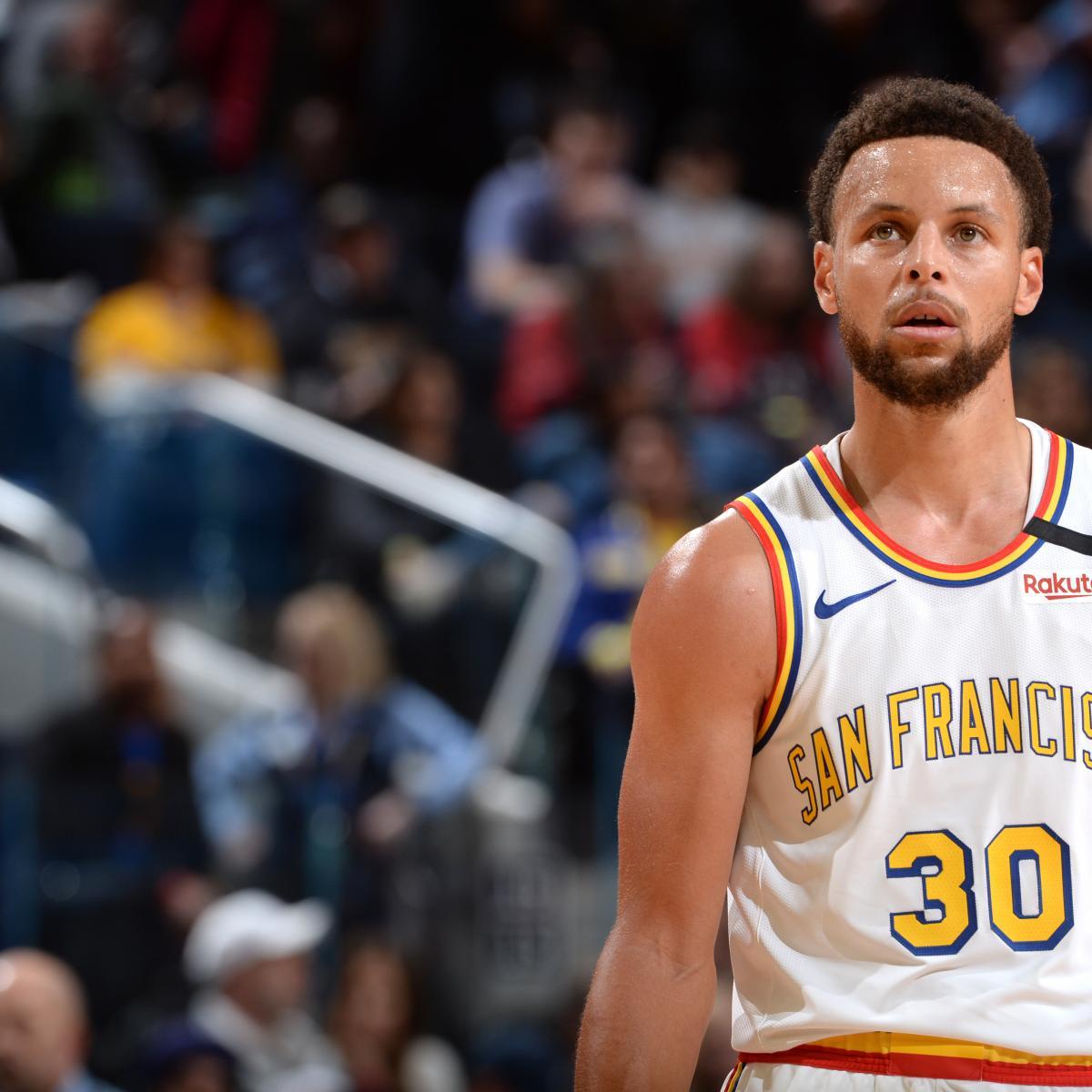 NBA Rumors: Latest Buzz on Steph Curry's Injury Rehab, Jerami Grant, More