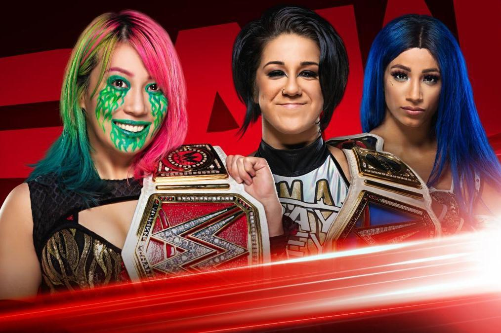 WWE Raw Results: Winners, Grades, Reaction and Highlights from July 6 thumbnail