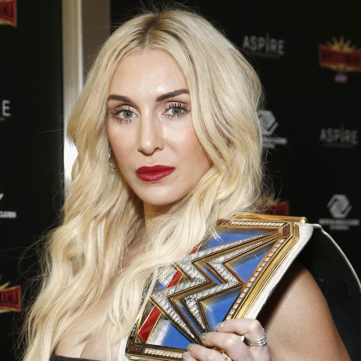 Charlotte Flair Discusses Wwe Absence Cosmetic Surgery On Twitter Bleacher Report Latest News Videos And Highlights