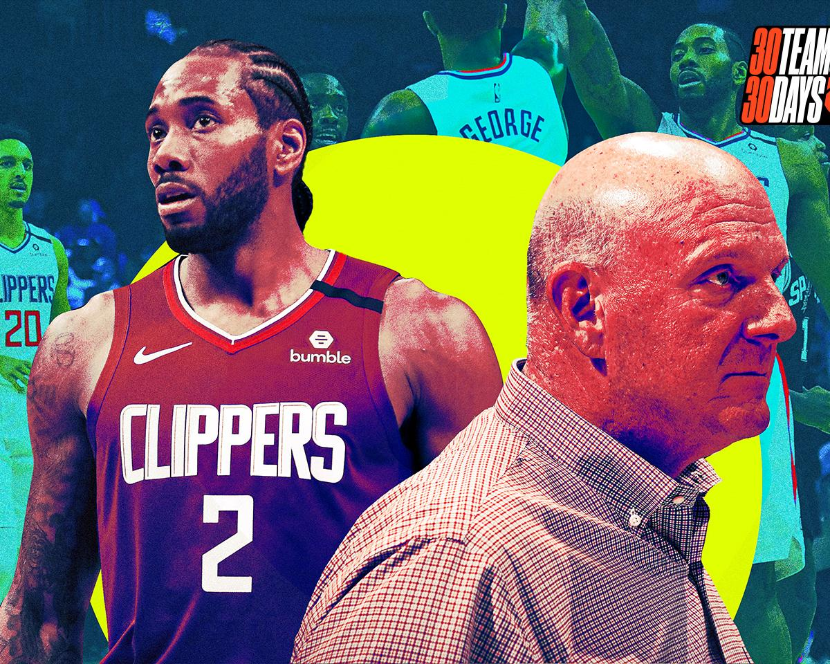 The Clippers' Big Chance thumbnail