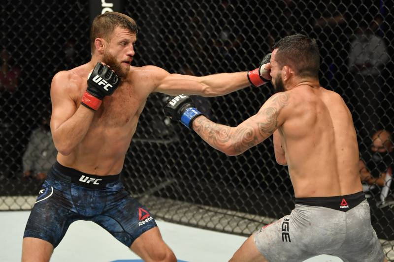 UFC on ESPN 13 Results: Calvin Kattar Defeats Dan Ige via ...