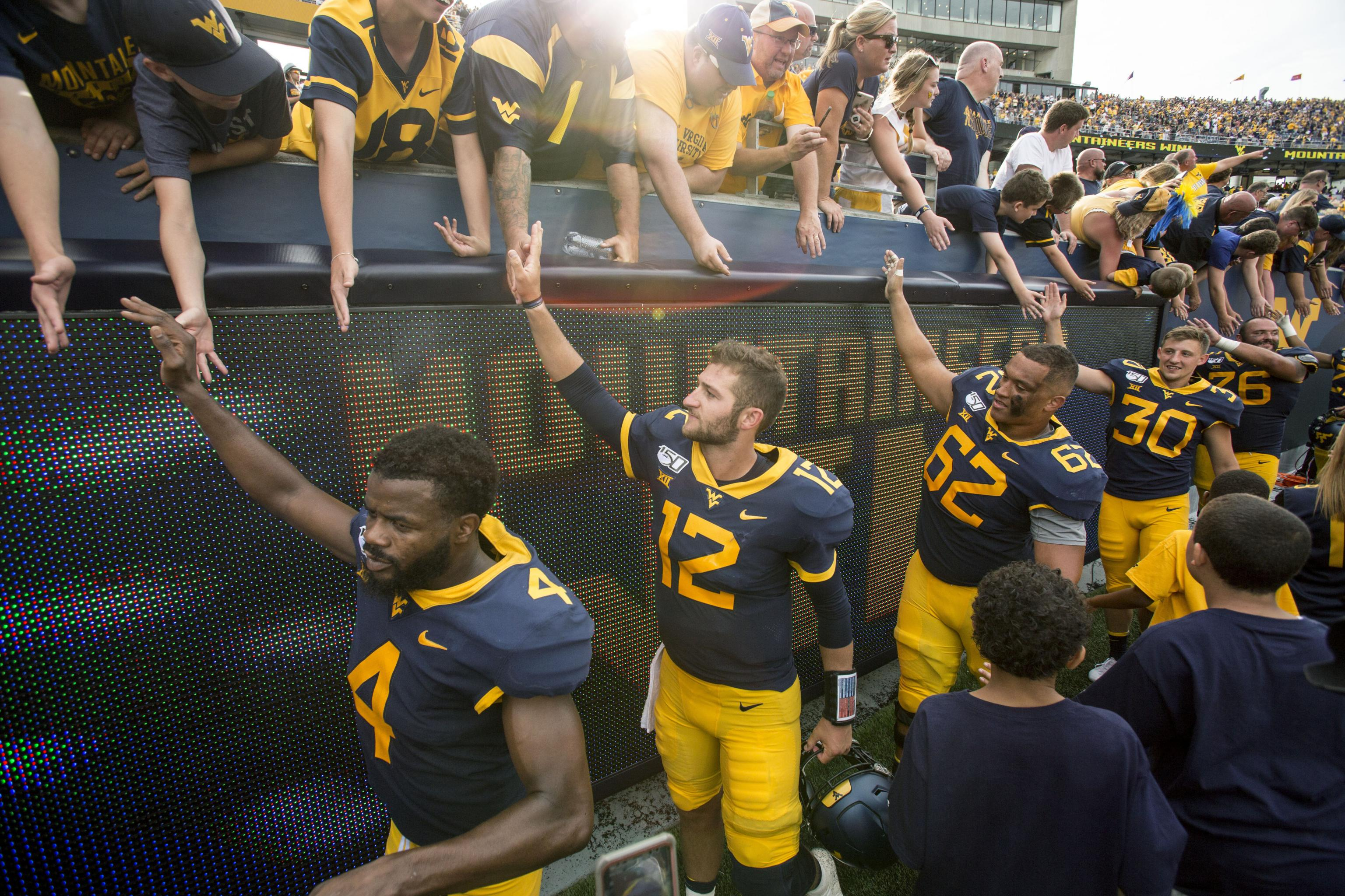 History | Mountaineer Nation Day | West Virginia University