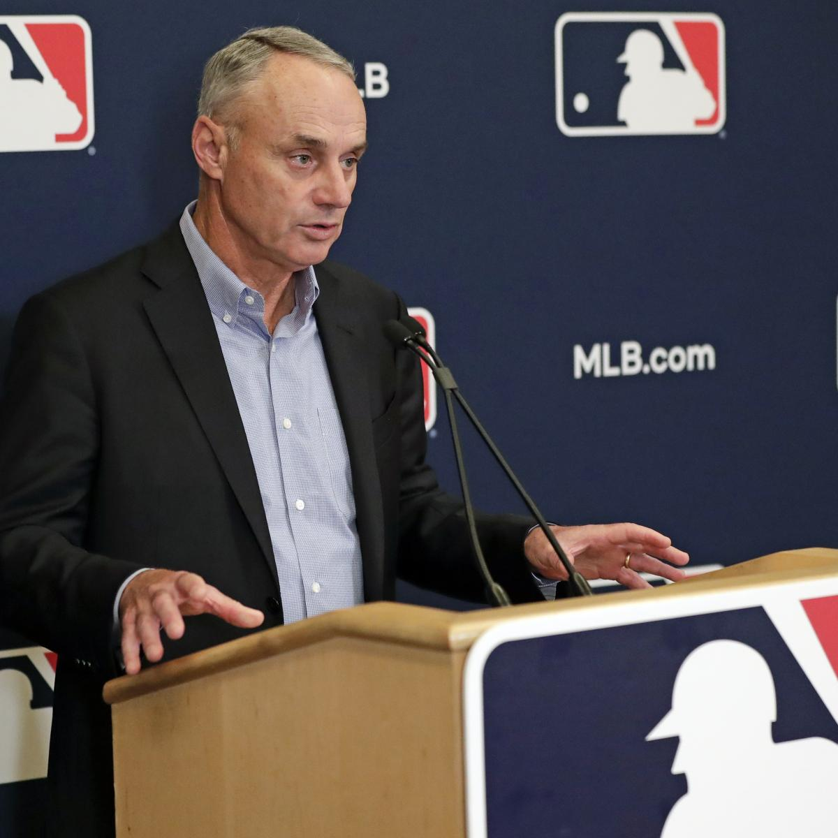 MLB Trade Rumors: Anonymous Execs React to Deadline in Shortened Season thumbnail