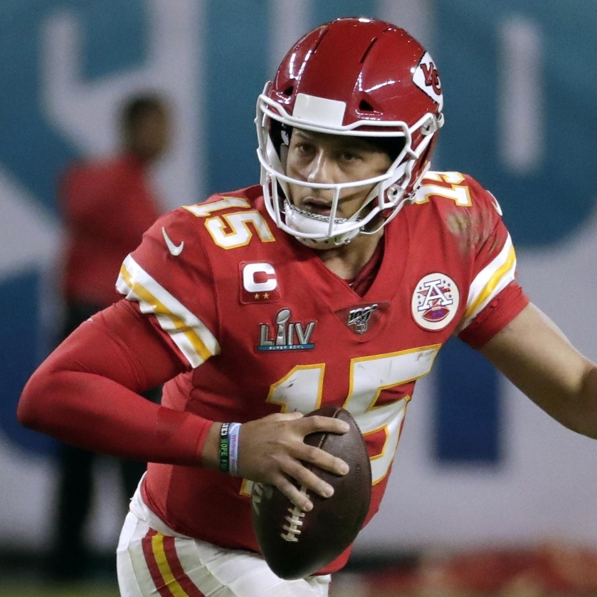 Mahomes Brees and More Tweet on NFL Not Following COVID-19 Safety Guidelines – Bleacher Report