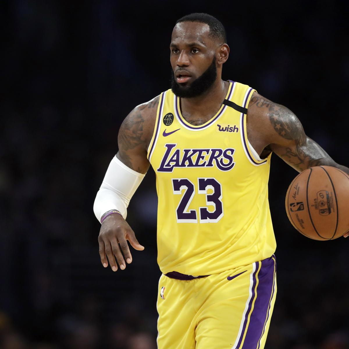 Lakers' LeBron James on Normalcy in NBA Bubble: 'Nothing Is Normal in 2020' thumbnail