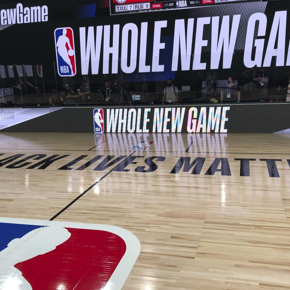 The Bubble Begins: What We Saw in the NBA's First Disney Scrimmages thumbnail