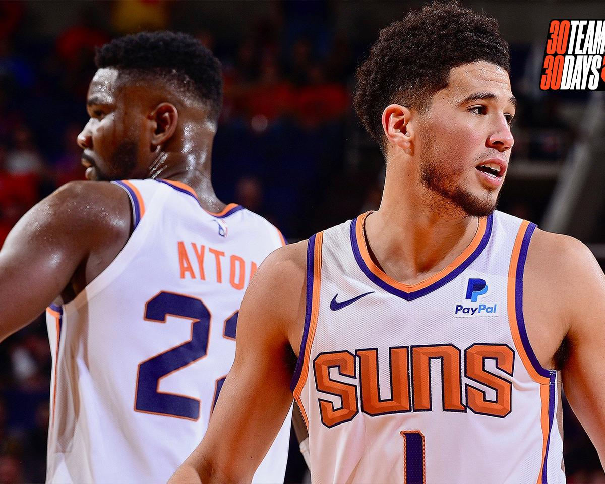 What to Make of the Suns' Big 2 thumbnail