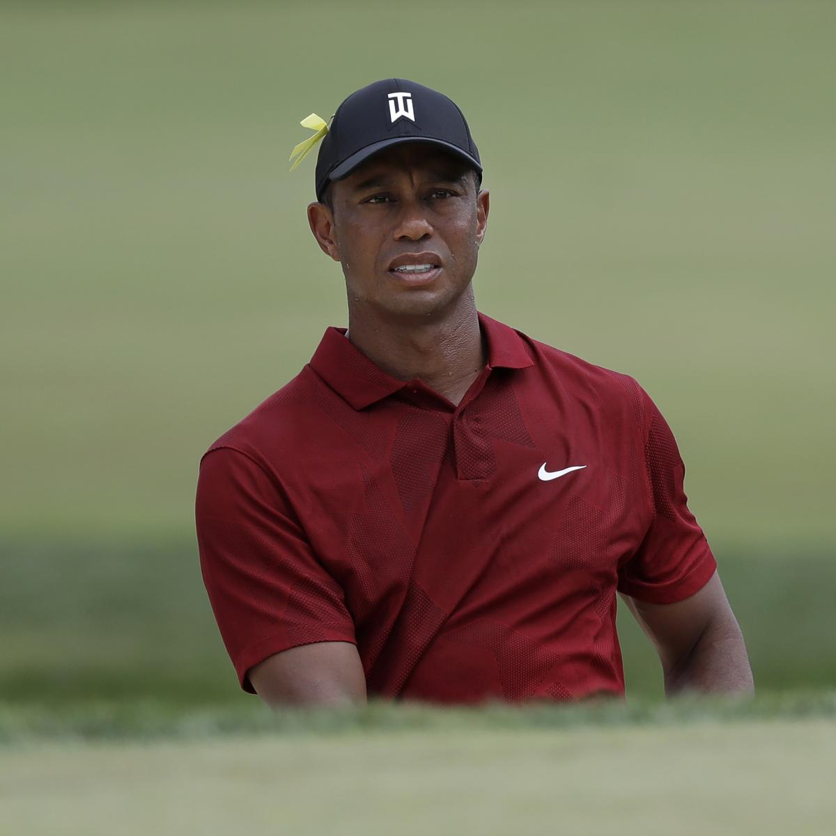 Tiger Woods Withdraws From WGC-FedEx Invitational To Prep