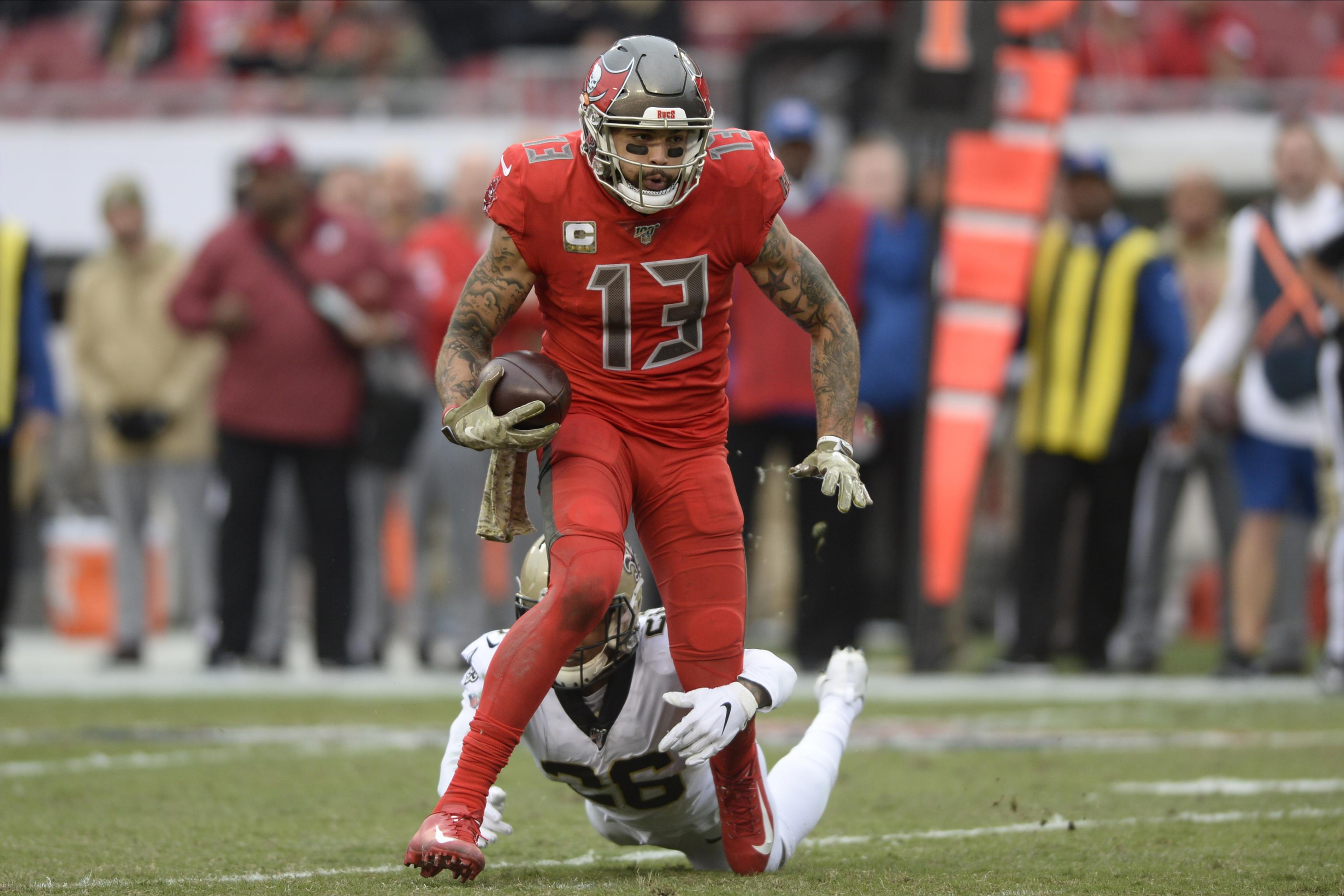 Mike Evans Responds To Keenan Allen Diss Be Realistic You Not On My Level Bro Bleacher Report Latest News Videos And Highlights