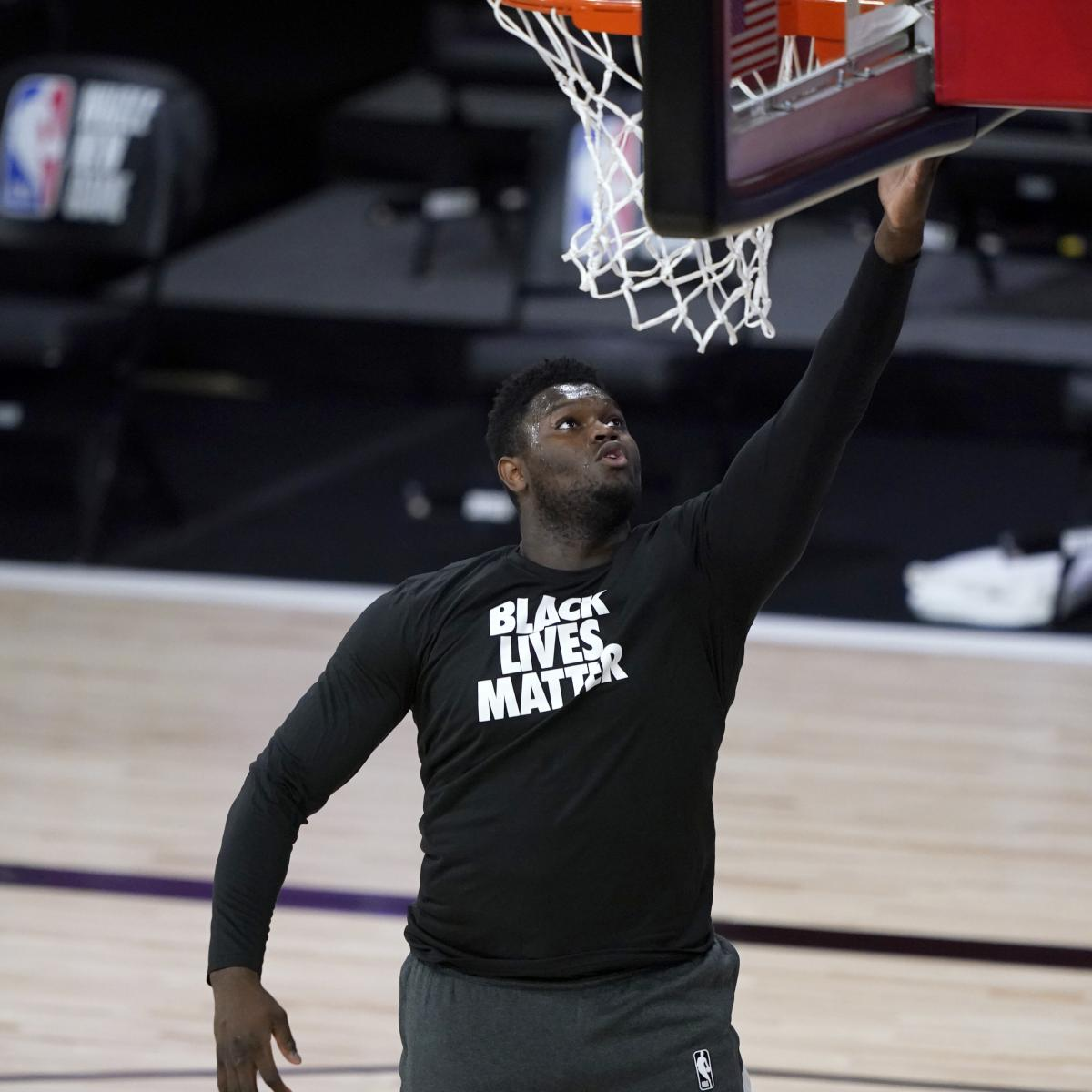 Zion Williamson Can Be as Valuable as the Pelicans Let Him Be – Bleacher Report