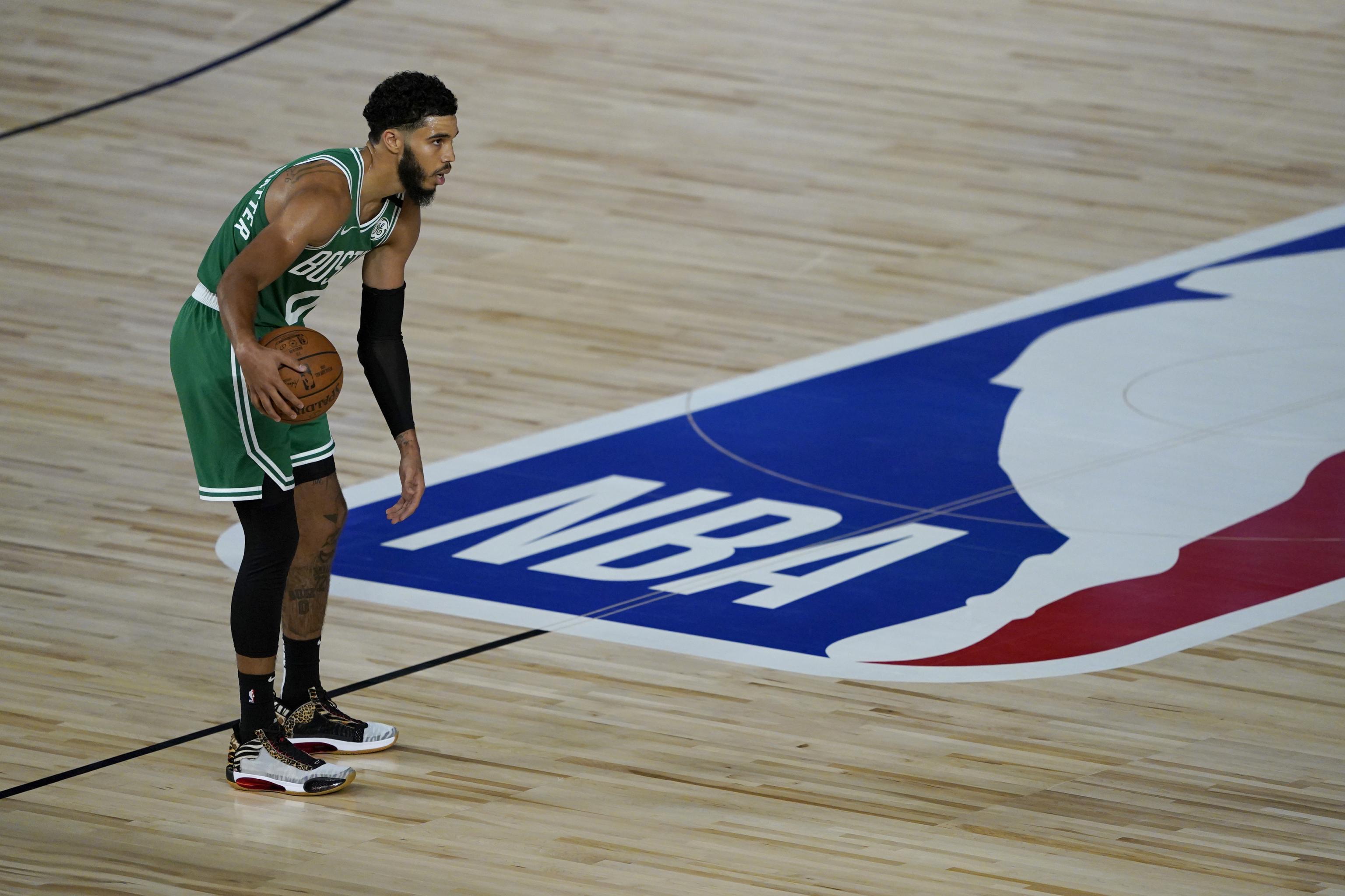 Jayson Tatum, Jaylen Brown Give Celtics Bright Future Beyond Orlando Bubble    Bleacher Report   Latest News, Videos and Highlights