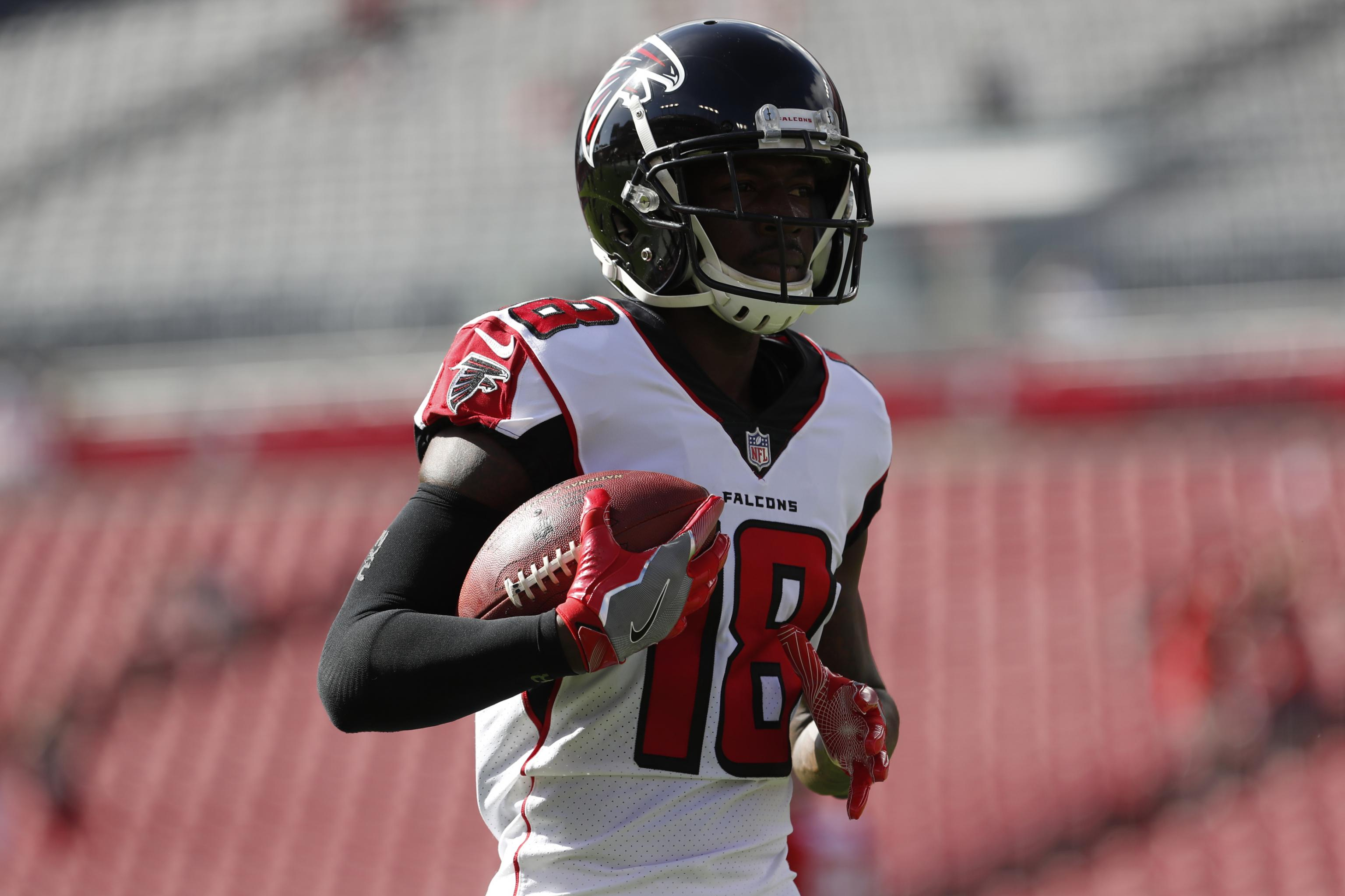 Falcons Calvin Ridley Expects To Be Elite This Year Wants At Least 1 000 Yards Bleacher Report Latest News Videos And Highlights