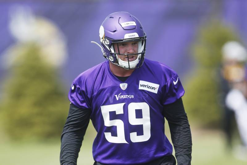 Vikings LB Cameron Smith Needs Open Heart Surgery Due to Condition Discovered After Positive Coronavirus Test