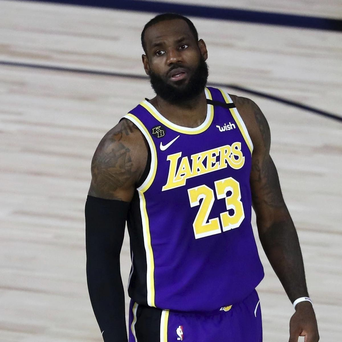 NBA Exec: 'Nobody Is Safe in This Environment' After LeBron James, Lakers Losses