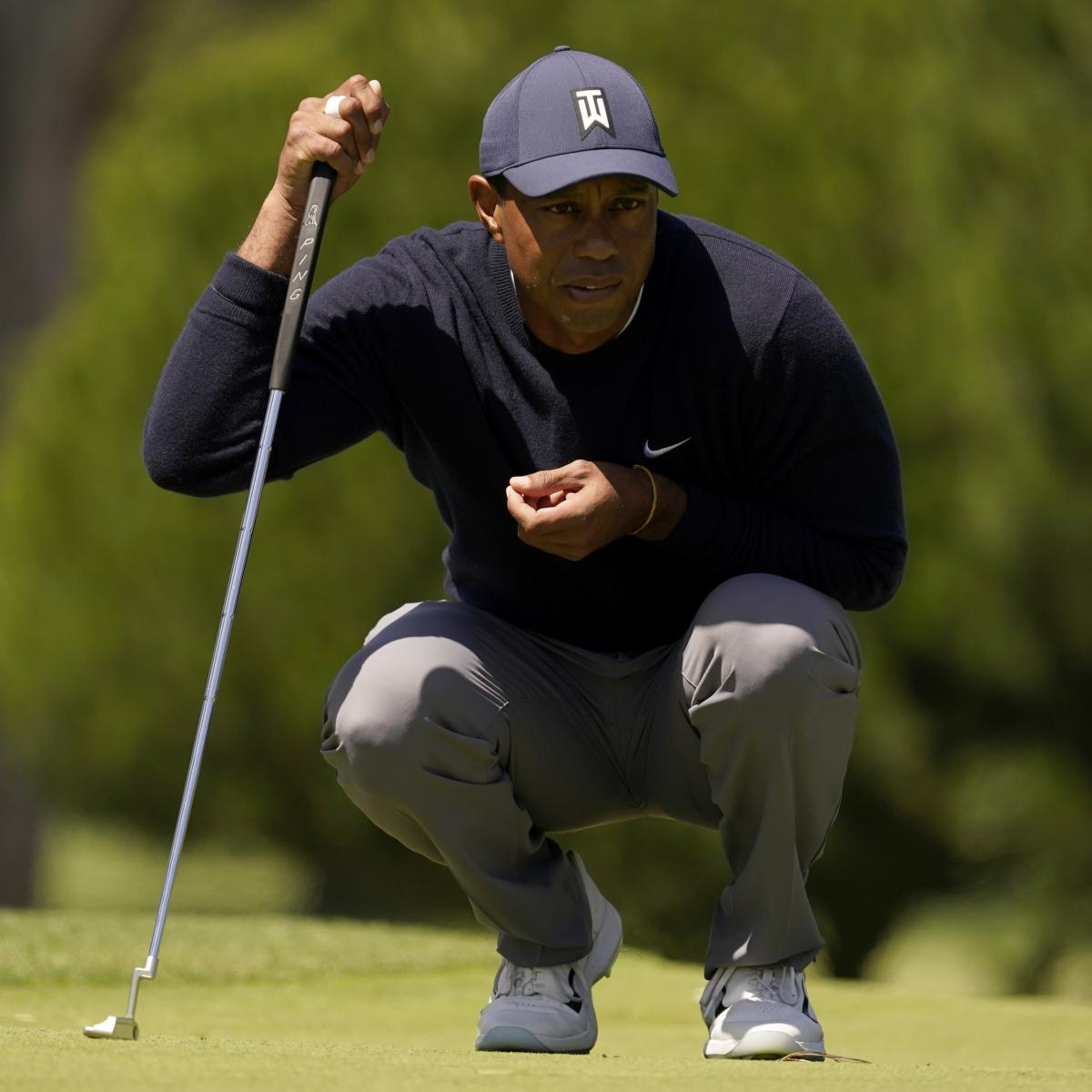 Tiger Woods Shoots 3 Under Delivers Strong 4th Round at 2020 PGA Championship – Bleacher Report