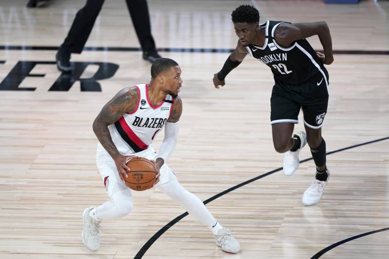 Dame Time Gets Another Chapter in Damian Lillard's Growing Legend |  Bleacher Report | Latest News, Videos and Highlights