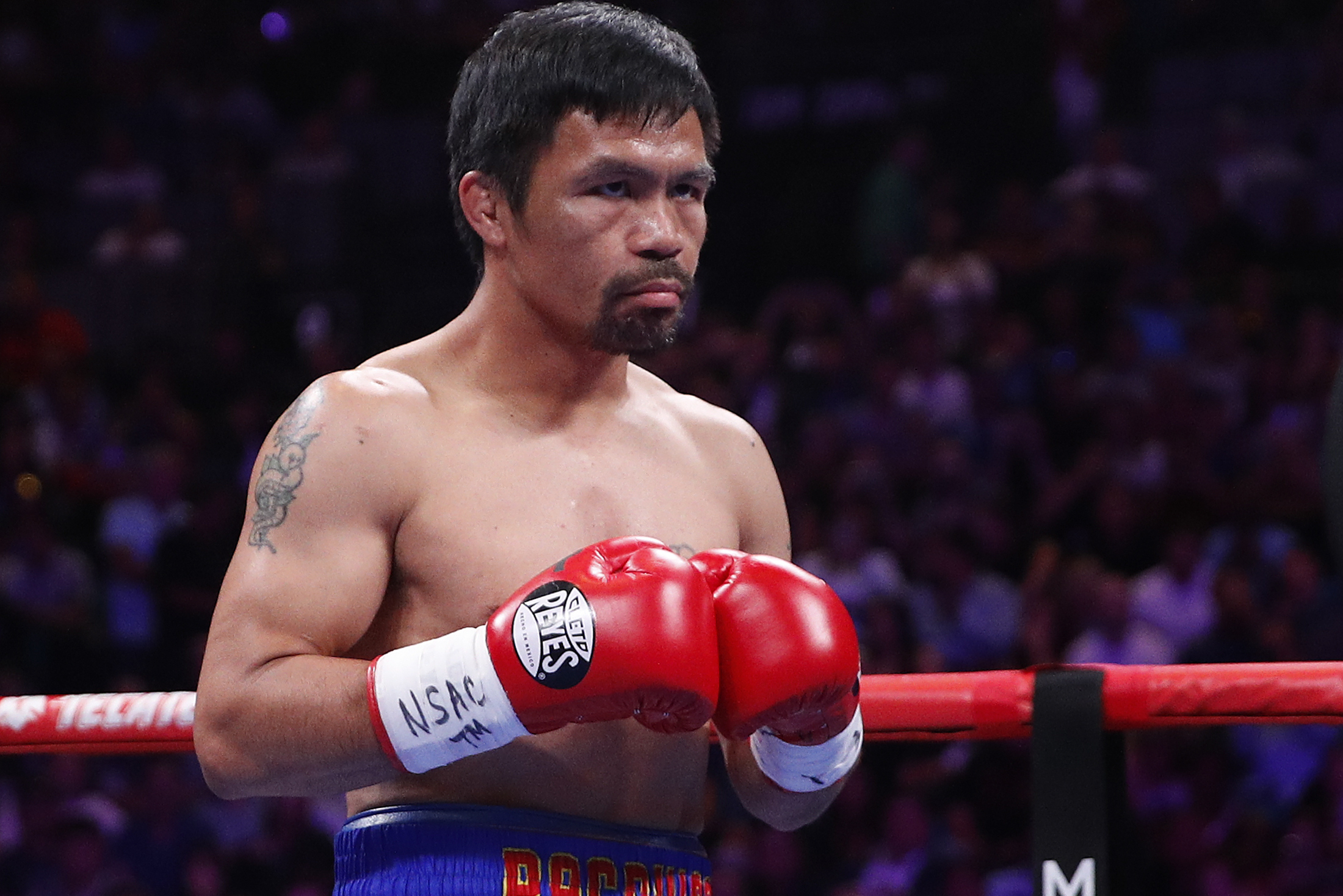 Manny Pacquiao to Run for Philippines President After 2 Fights, Trainer Says | Bleacher Report | Latest News, Videos and Highlights