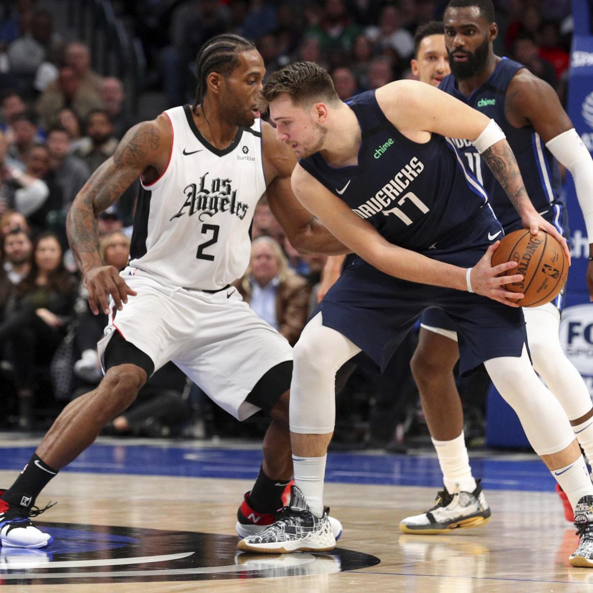 NBA Playoff Bracket 2020: Odds, TV Schedule, Live Stream, Predictions