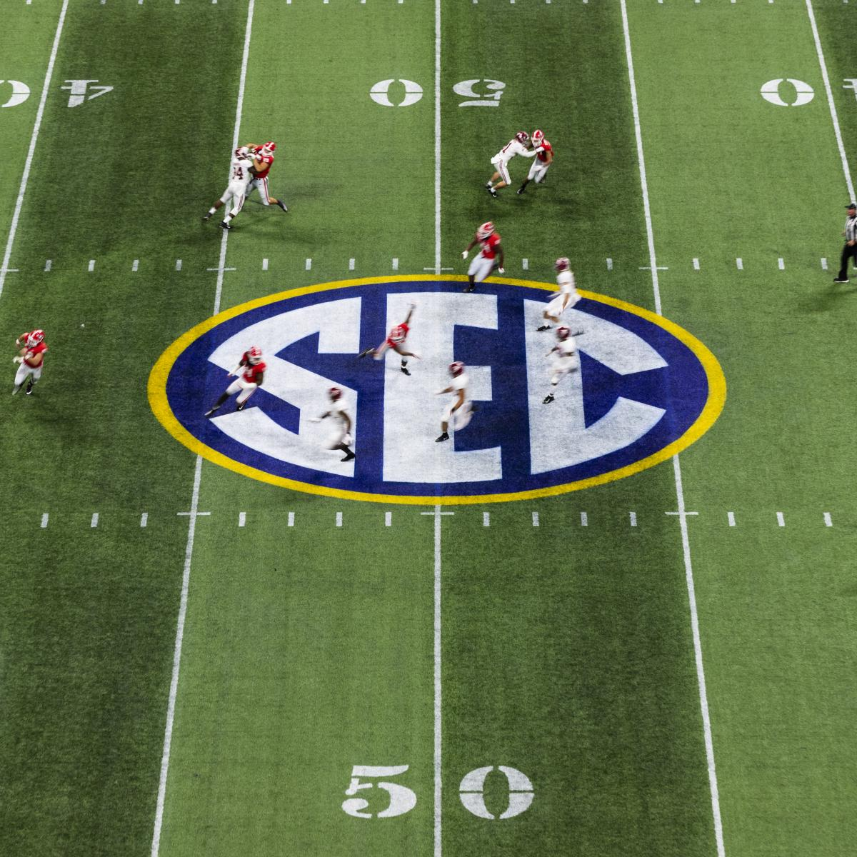 SEC Announces 10-Game 2020 College Football Schedule