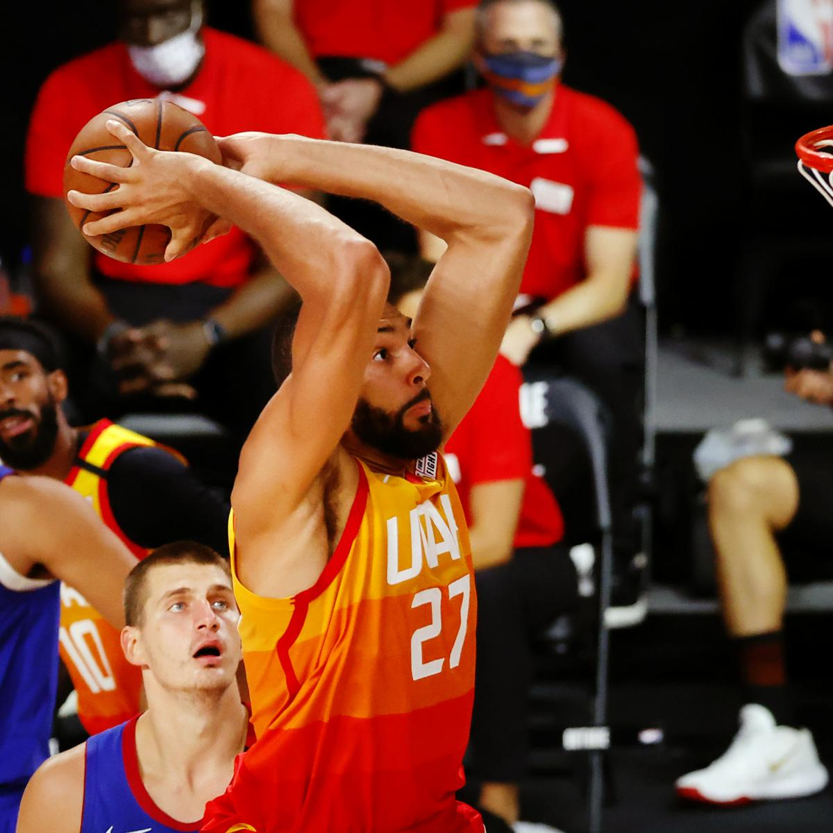 NBA Playoff Schedule 2020: TV Guide, Live-Stream Coverage ...