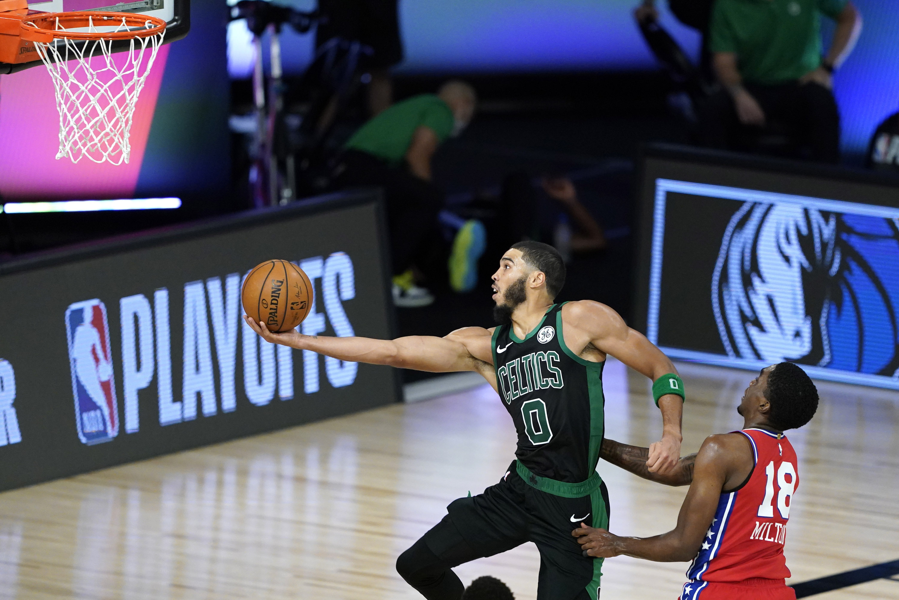 NBA – Raptors a valanga sui Nets, Tatum guida i Celtics contro i 76ers