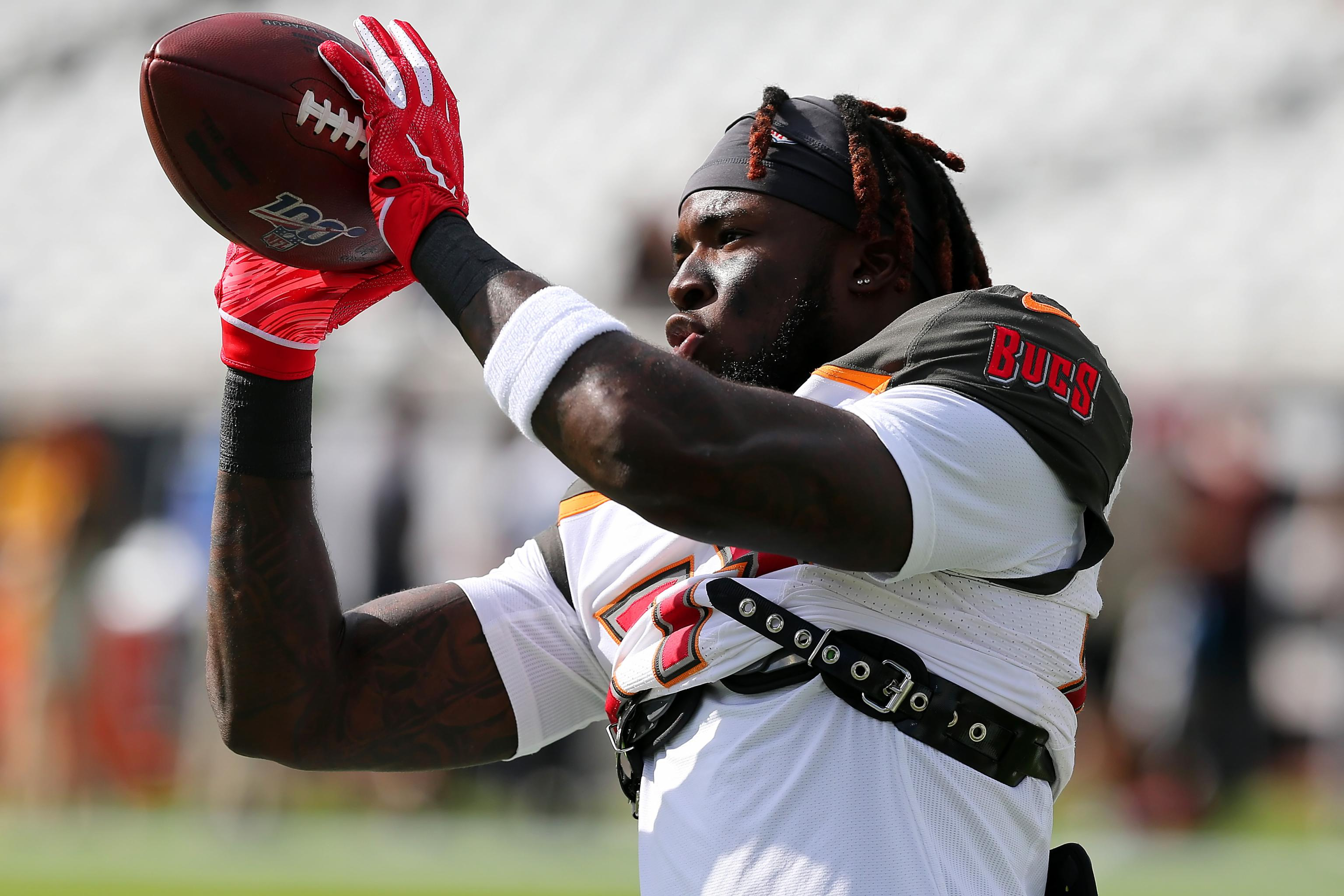 Pressure Makes Diamonds Ronald Jones Ii Ready To Step Up As Brady S Go To Rb Bleacher Report Latest News Videos And Highlights