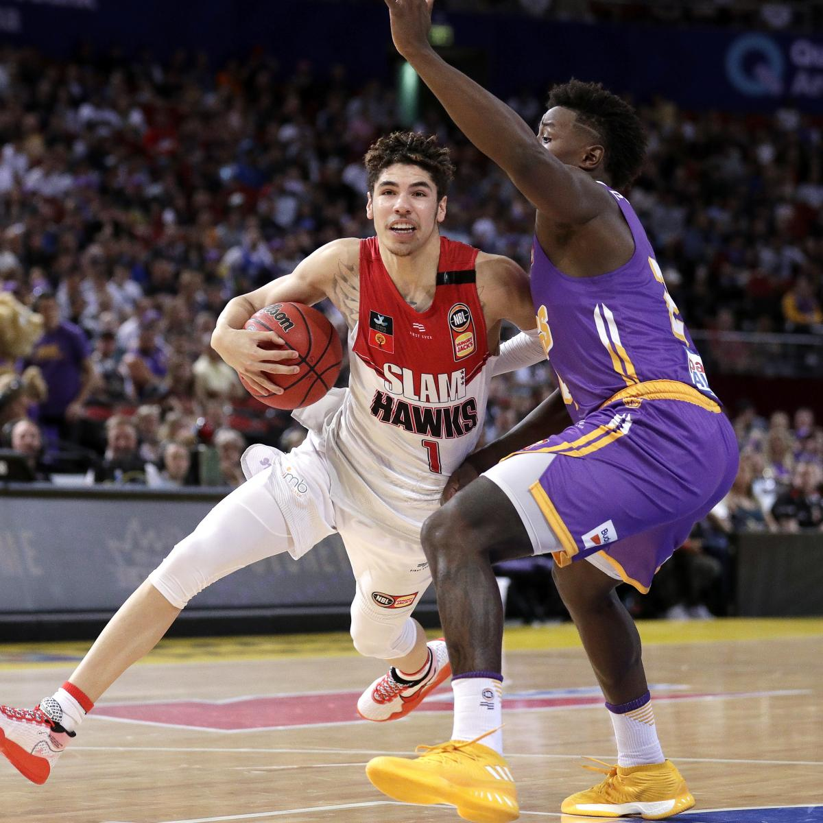 NBA Draft 2020: Latest Mock Draft Picks After Official Lottery Results