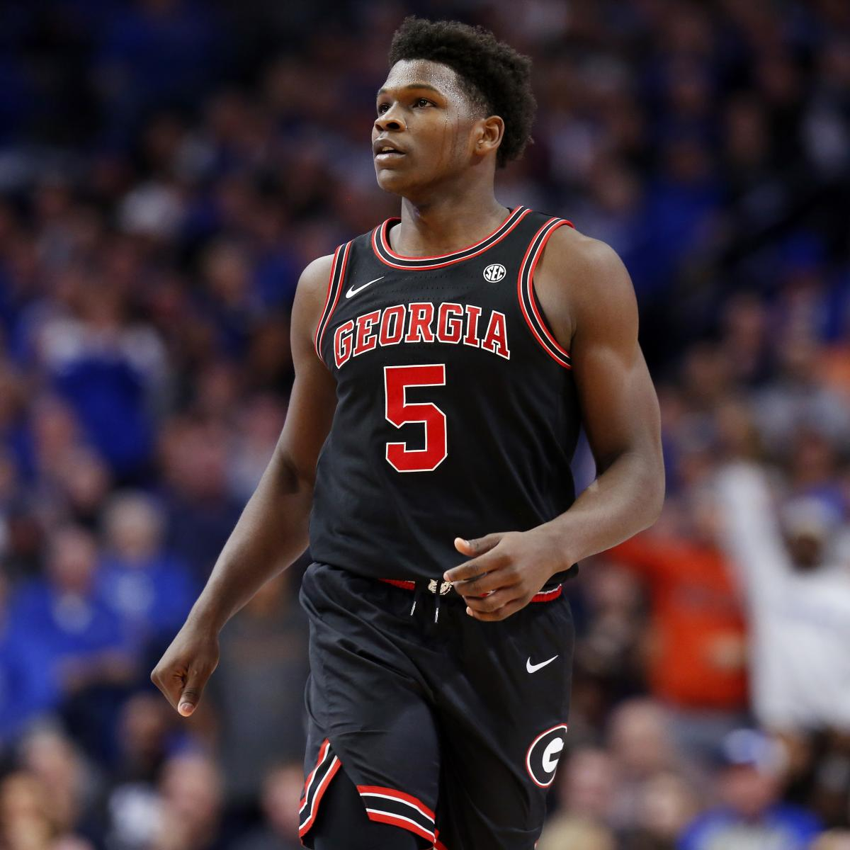 NBA Draft Order 2020: Fresh Mock Draft After Lottery Results