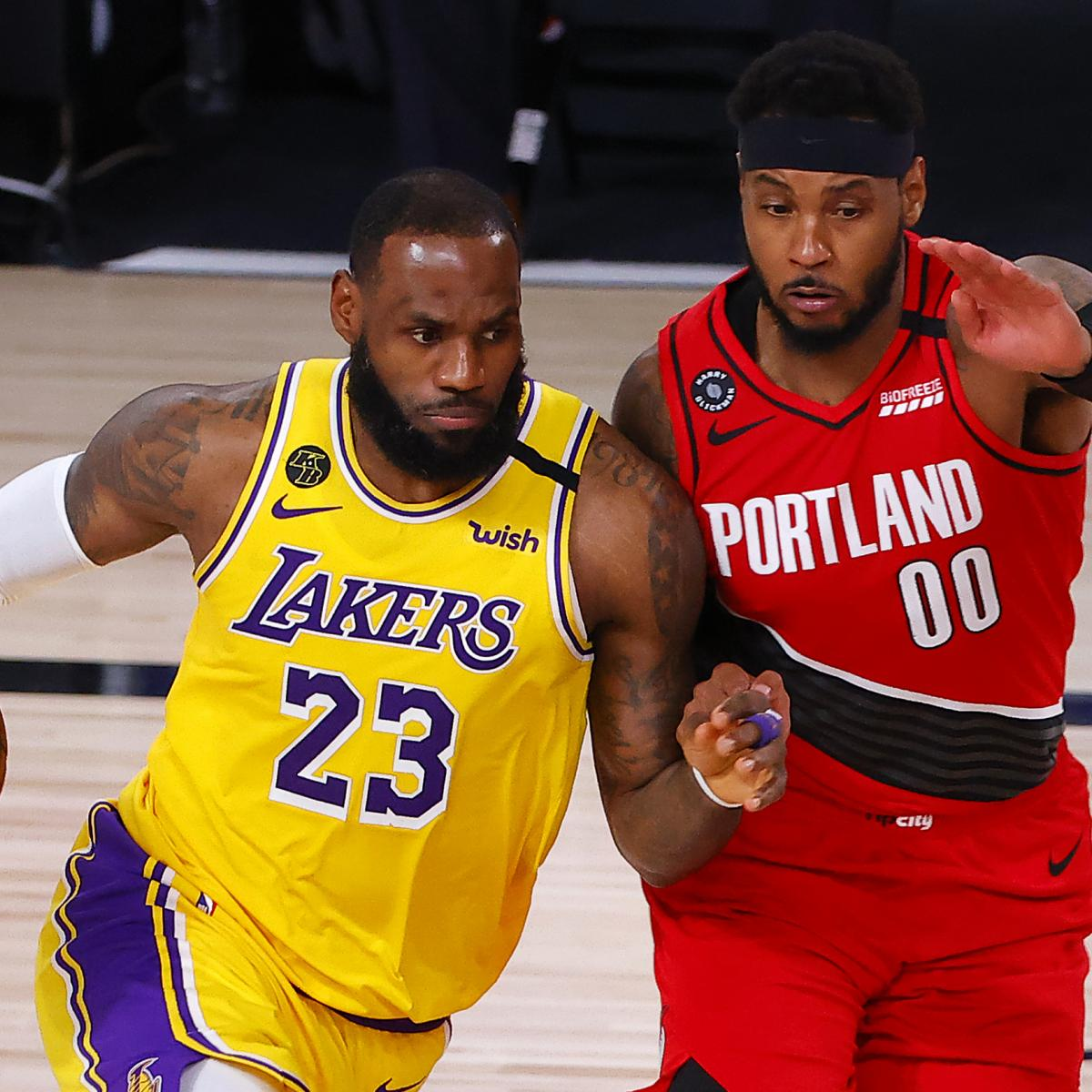 Updated Championship Odds for NBA Playoff Teams