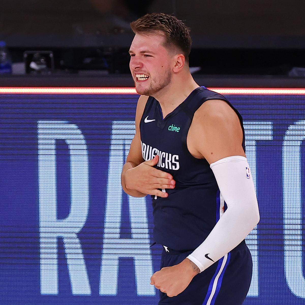 Luka Doncic's Growing Legend and 8 Early Takeaways from the 2020 NBA Playoffs
