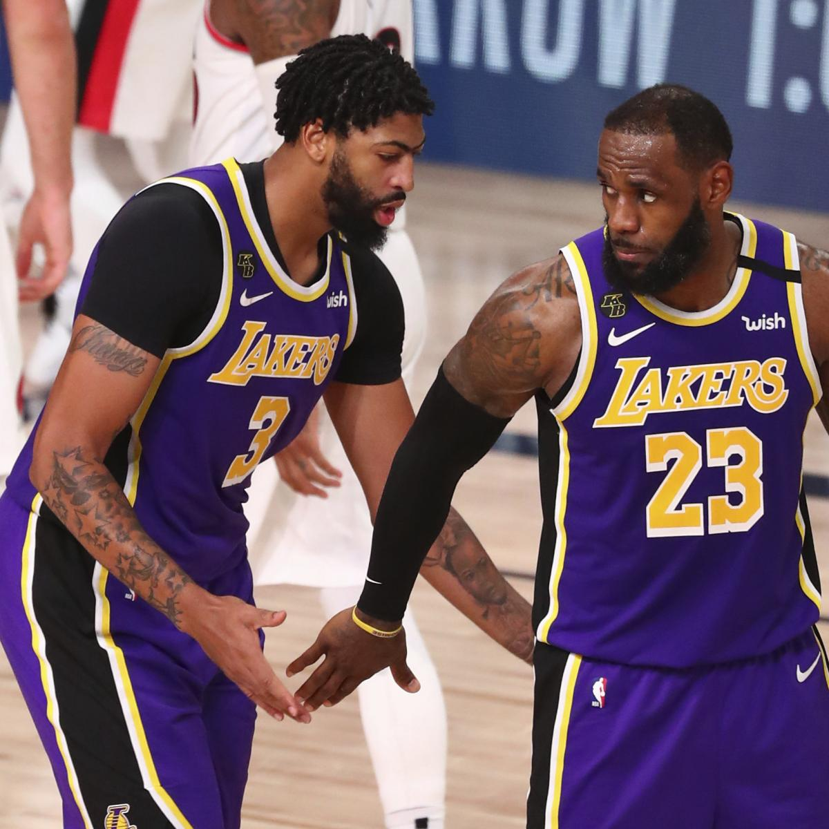 NBA Playoffs 2020: Postseason Standings, Championship Odds and Predictions