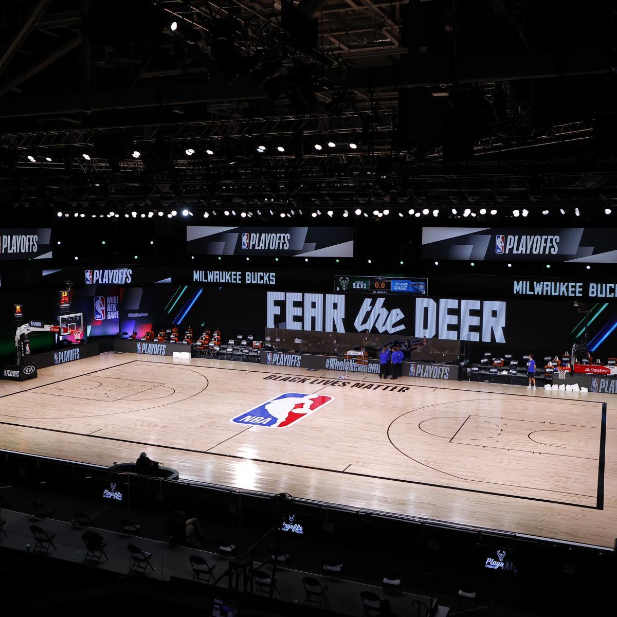 NSFW News - LeBron James, Donovan Mitchell, More NBA Players Praise Bucks' Boycott thumbnail
