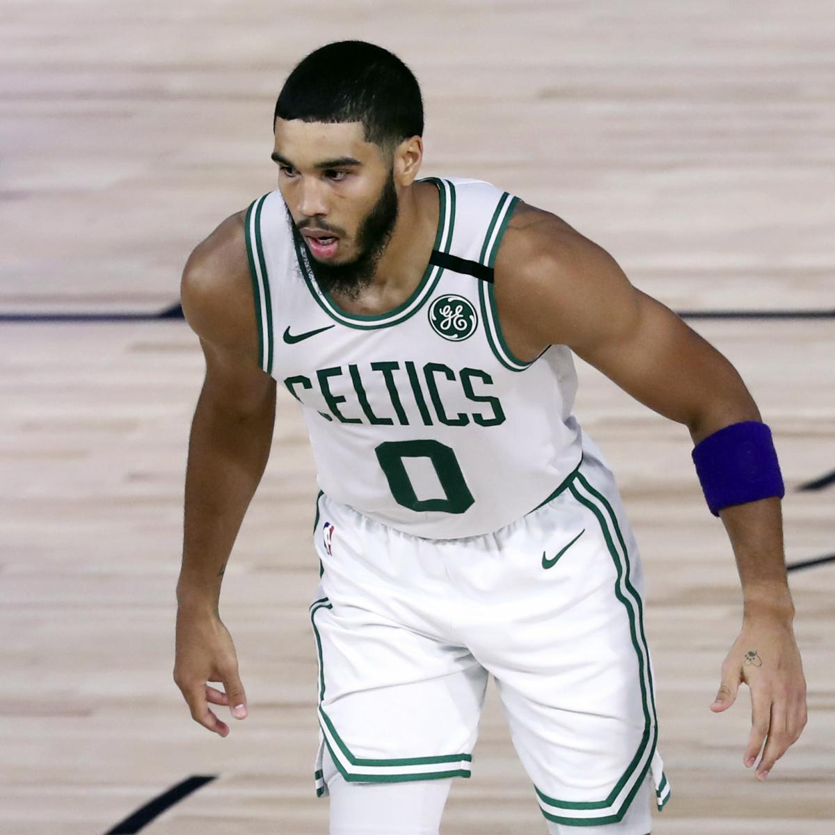Jayson Tatum: Being a Black Man in America More Important ...