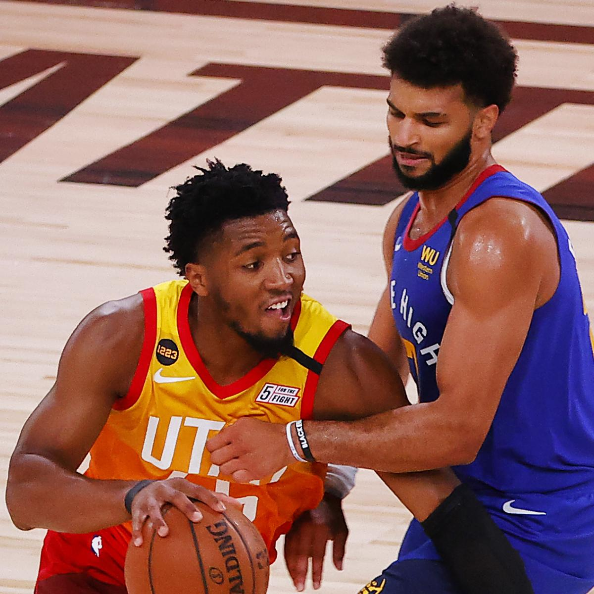 2020 NBA Playoffs MVP Rankings: Who's the King of the Bubble so Far?