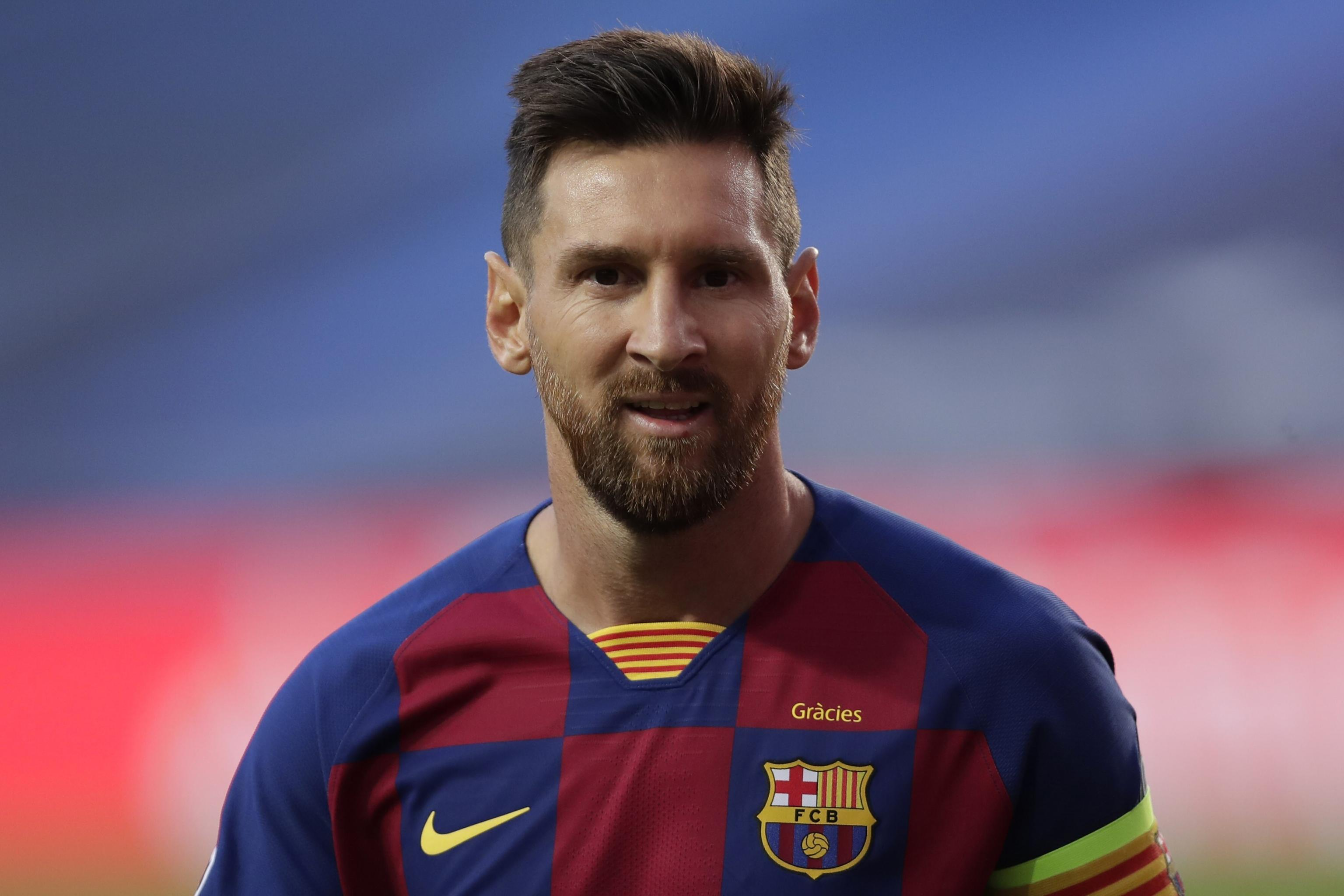 Lionel Messi Rumors: Manchester City Preparing 5-Year, €750M 'Mega'  Contract | Bleacher Report | Latest News, Videos and Highlights
