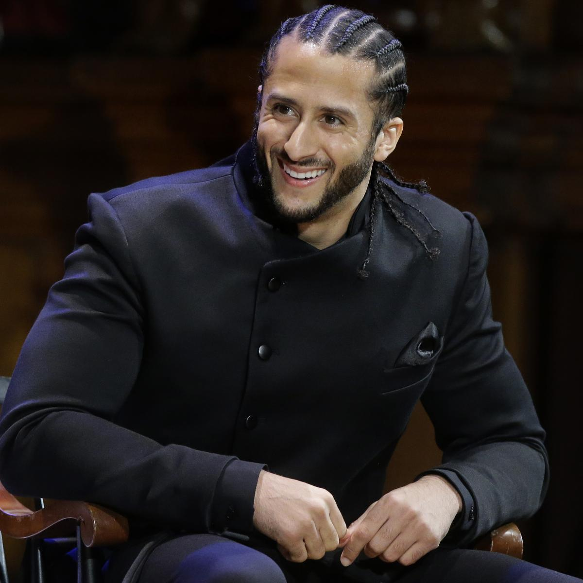 Colin Kaepernick Nominated for Pro Football Hall of Fame by NFL Fan Bob Birkett