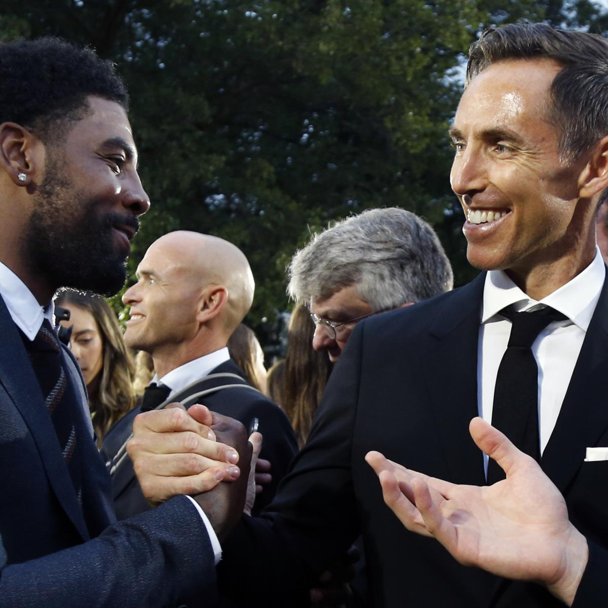 Steve Nash Can Lead Another All-Time Offense with Kevin Durant, Kyrie Irving