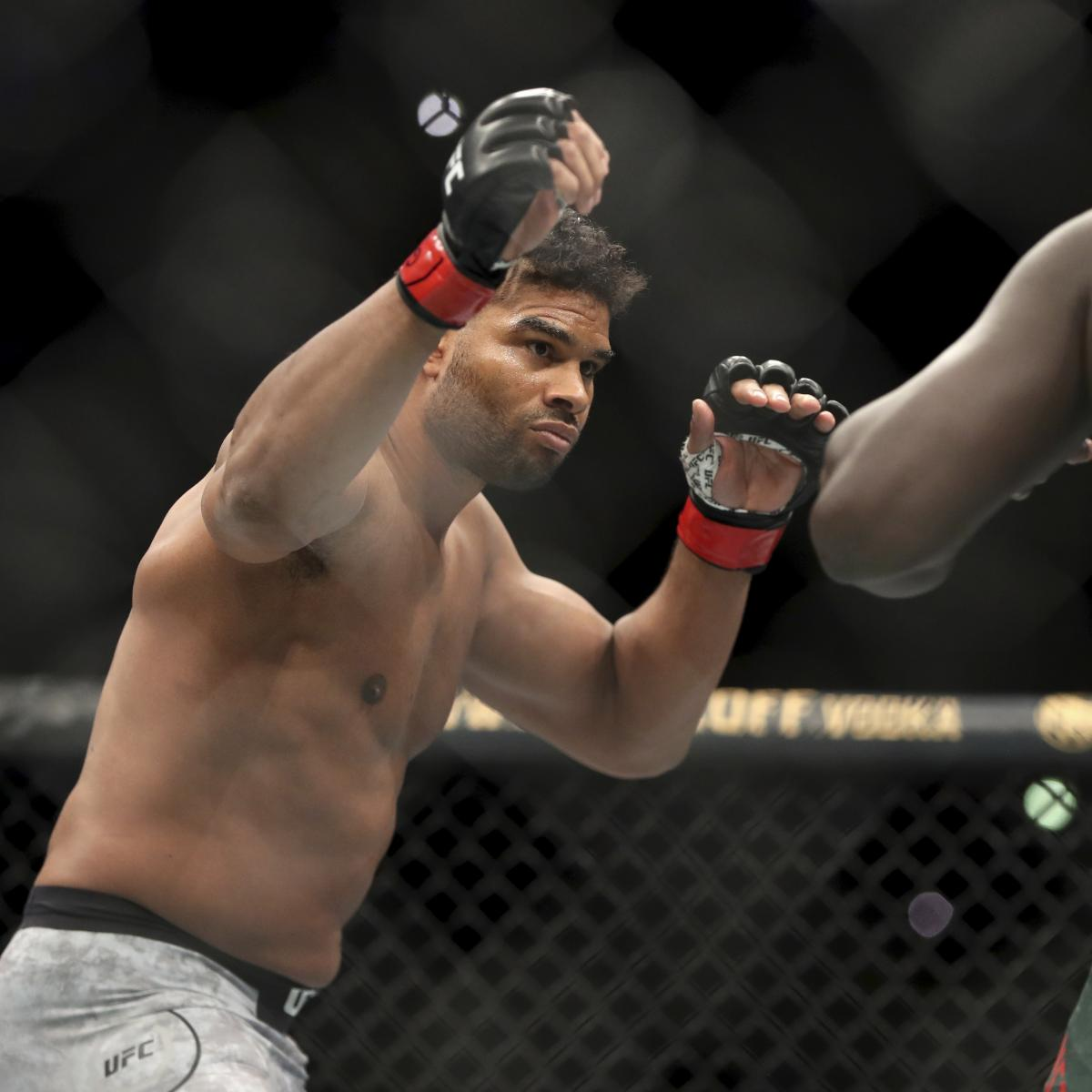Ufc Fight Night 176 Results Overeem Saint Preux Headline Main Card Winners Bleacher Report Latest News Videos And Highlights
